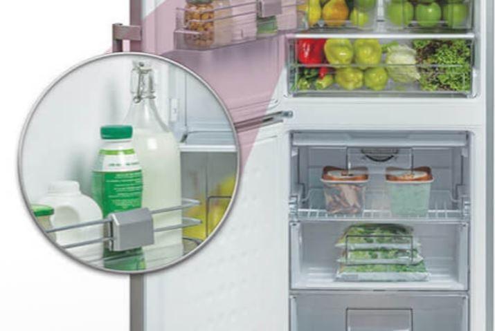 Хладилник с фризер Arctic AK60360M30MT