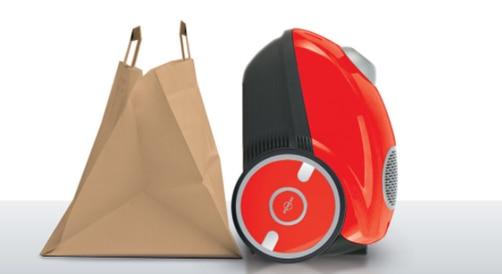 Прахосмукачка с торба Bosch