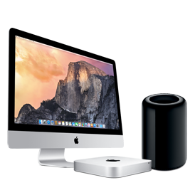iMac, Mac mini