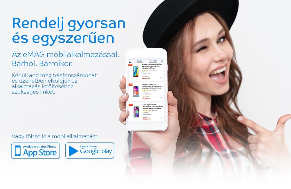 eMAG mobilalkalmazás