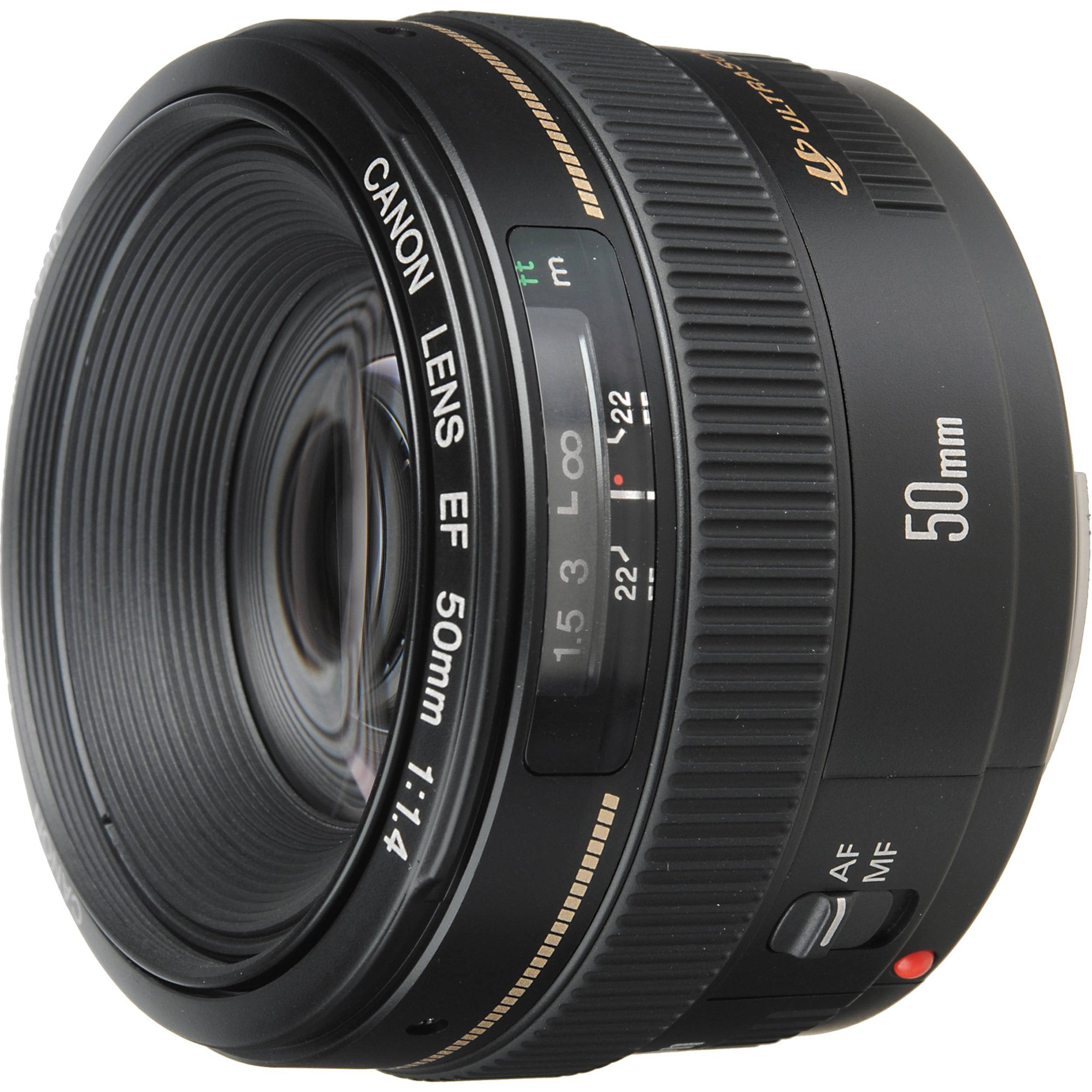 Fotografie Obiectiv foto Canon EF 50mm f/1.4 USM
