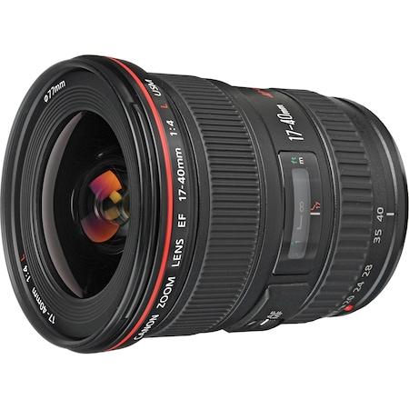 Обектив Canon EF 17-40mm f/4 L USM