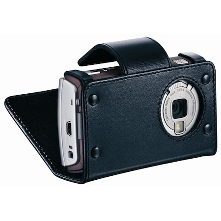 Калъф за Nokia N95, Черен