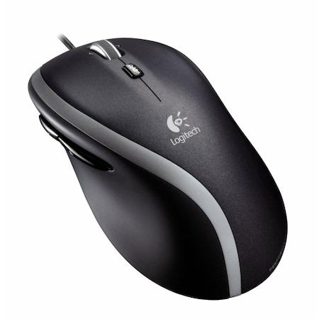 Mouse Logitech M500, black