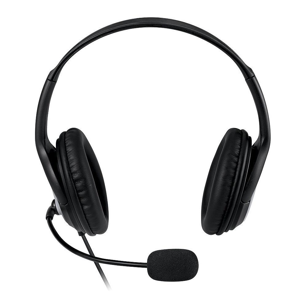 Fotografie Casti cu microfon Microsoft LifeChat LX-3000, USB, Negru