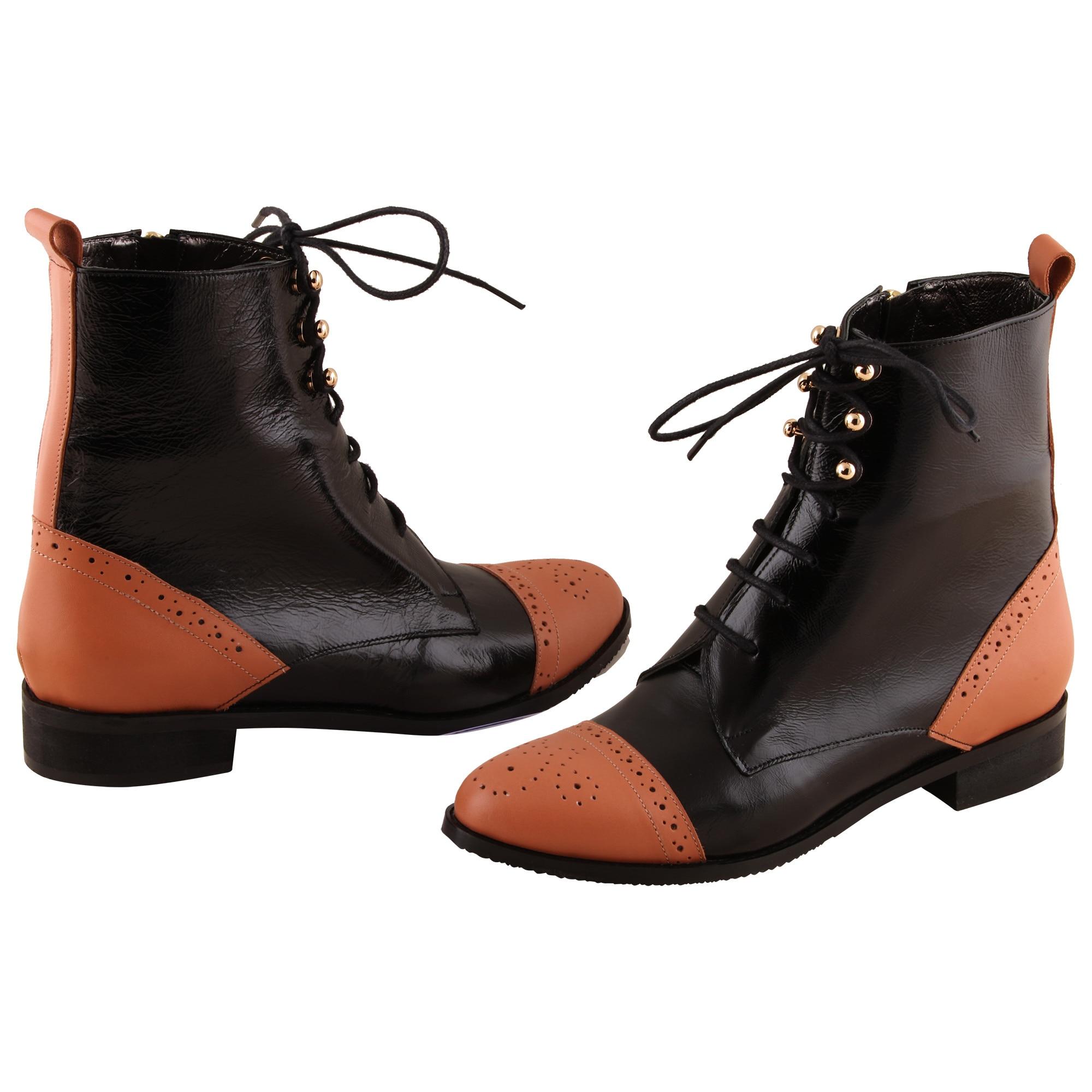 pantofi autentici selecție premium vânzare ieftină din Marea Britanie Ghete de dama Fix You Gingersnap, 35, Multicolor - eMAG.ro