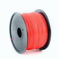 Gembird HIPS / Piros / 1,75mm / 1kg filament