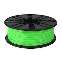 Gembird PLA / Fluoreszkáló zöld / 1,75mm / 1kg filament