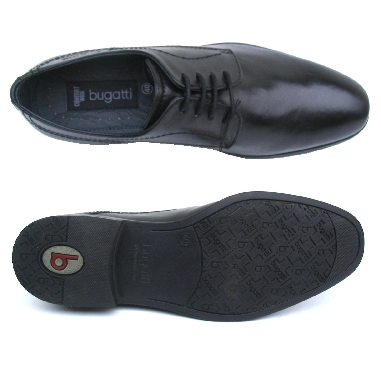02984 Bugatti férfi félcipő U7302 1 100 Méret 40 eMAG.hu