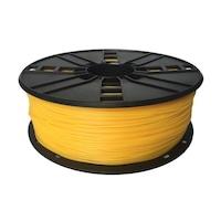 Filament Gembird TPE FLEXIBLE Yellow   1,75mm   1kg