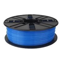 Gembird ABS / Fluoreszkáló kék / 1,75mm / 1kg filament