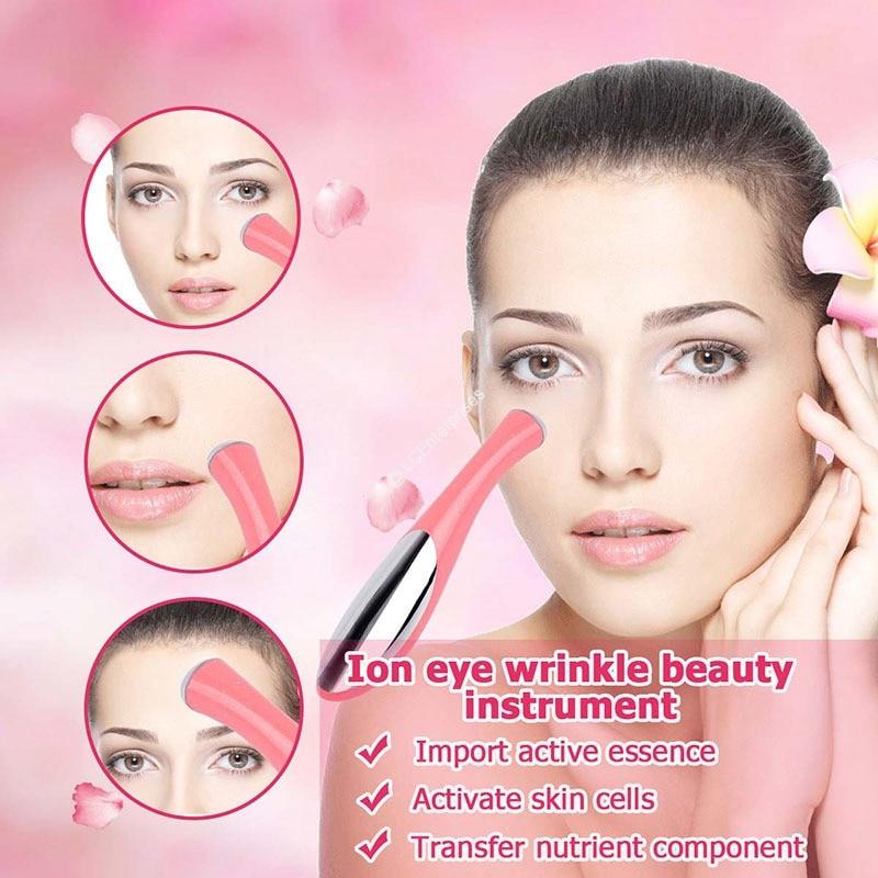 masajul zonei ochilor