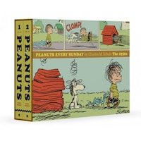 Peanuts Every Sunday: The 1950s Gift Box Set, Charles M. Schulz (Author)