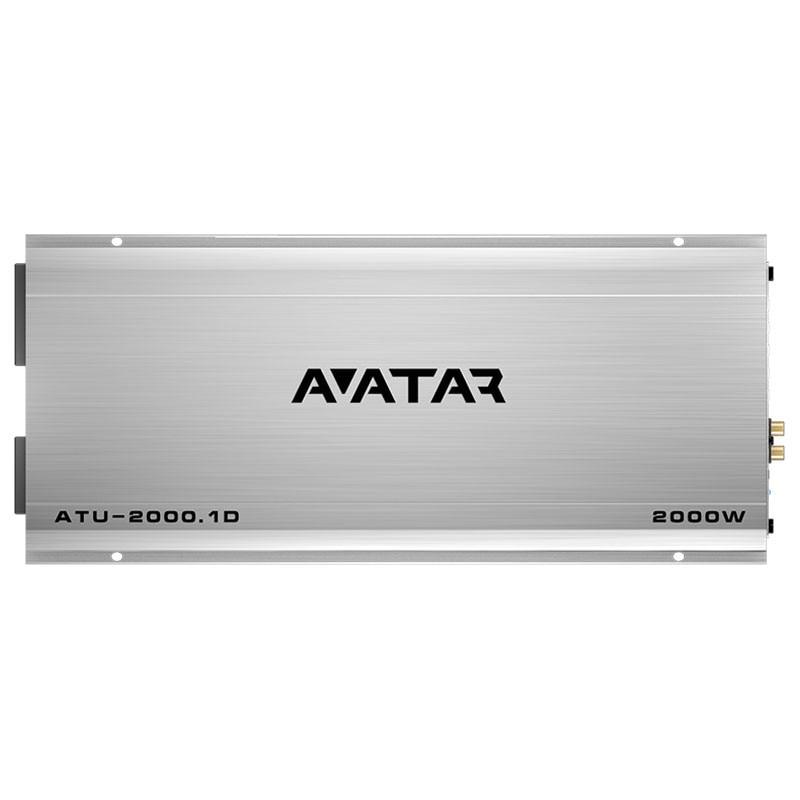 Fotografie Amplificator auto Avatar ATU-2000.1D, 1 canal, 2000W