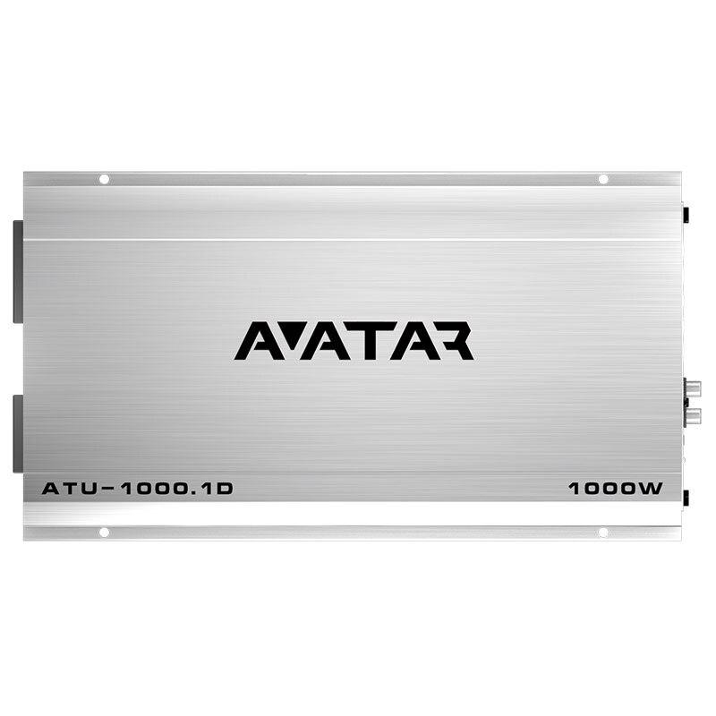 Fotografie Amplificator auto Avatar ATU-1000.1D, 1 canal, 1000W