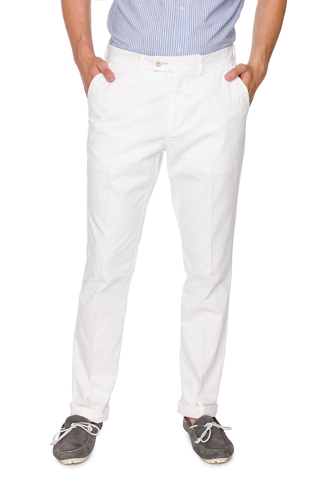 ROY fehér férfi office nadrág, 50 eMAG.hu