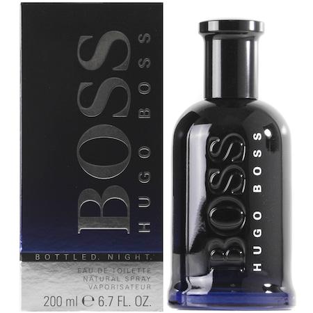 Тоалетна вода за мъже Hugo Boss Bottled Night, 200 мл