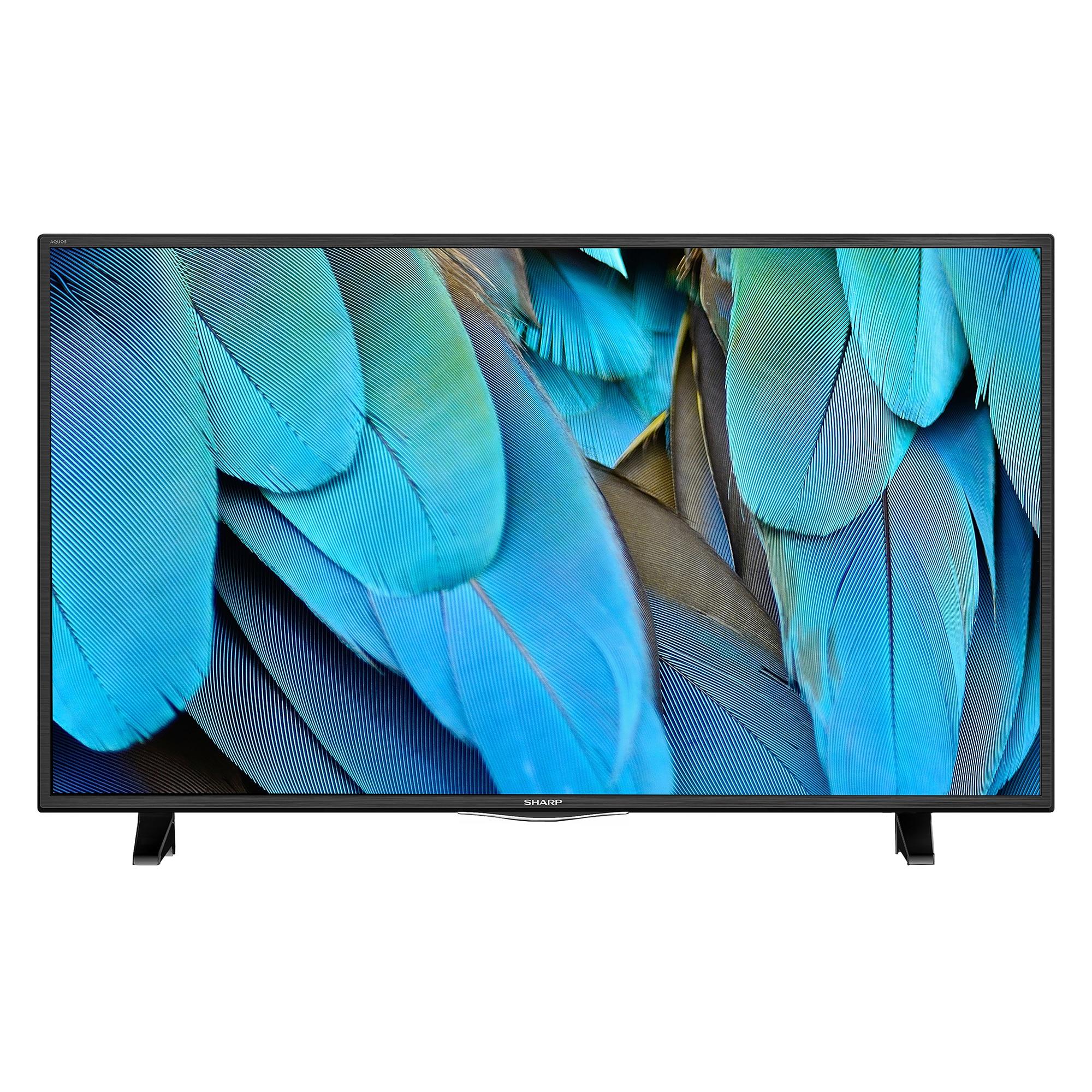 Fotografie Televizor LED Sharp, 109 cm, 43CFE4142E, Full HD