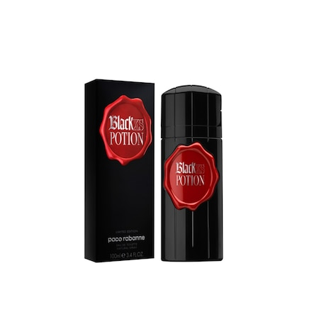 Тоалетна вода за мъже Paco Rabanne Black XS Potion, 100 мл