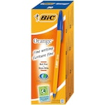 Bic Orange Fine toll, Kék, 20 db/doboz