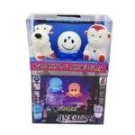 Светещи играчки Chippo Нощни духчета-куче и маймуна (995434-4)