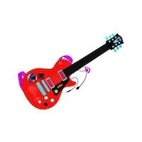 Miraculous - Katicabogár és Fekete macska elektromos gitár mikrofonnal - Reig