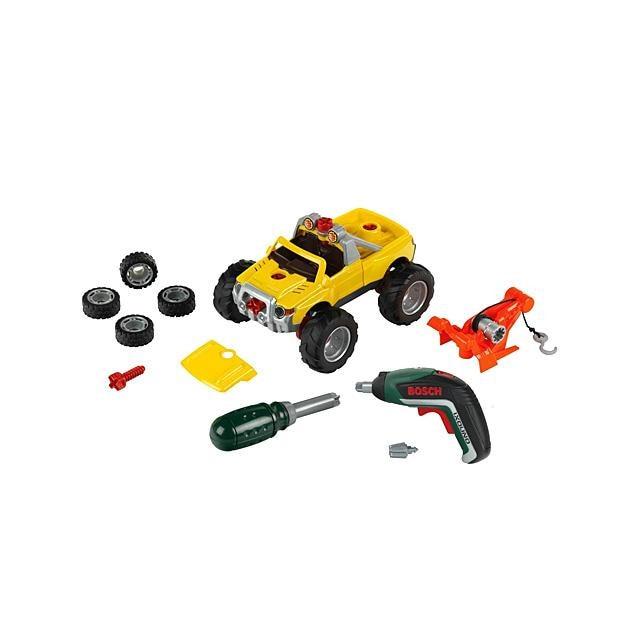 Bosch Pickup Auto Tuning Szerelo Keszlet Klein Toys Emag Hu