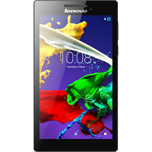 "Lenovo IdeaPad A7-10 ADAM tablet, Quad-Core MTK8127 1.30GHz-es processzorral, 7"", IPS, 1GB DDR2, 8GB, Wi-Fi, Bluetooth, Android 4.4 Kit Kat, Fekete"