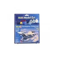 Harci repülő Typhoon 1:144 es modell ,3.3x23.0x27.0 cm-es - Revell