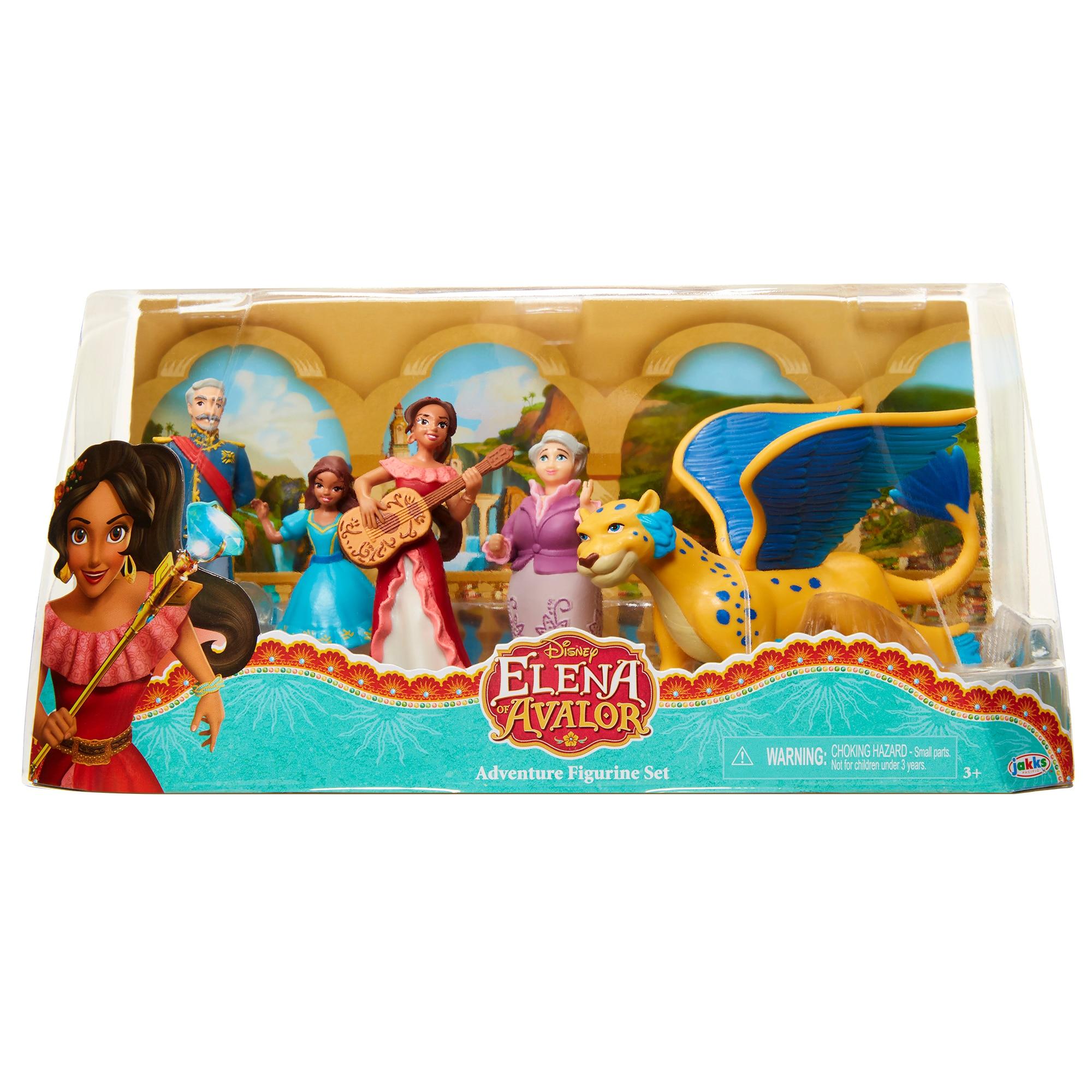 Fotografie Set 5 figurine Disney - Elena din Avalor