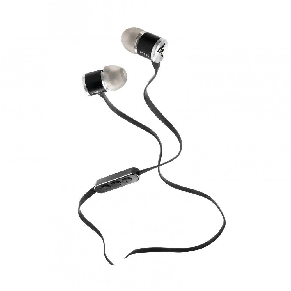 Fotografie Casti audio In-Ear Focal Spark, Negru