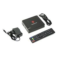 PNI Xtreamer MXV Pro Mini PC TV DVB-S2/T2 -el (Quad Core Android 5.1.1 1GB DDR3 8GB eMMC H.265 4K)