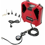 Steinhaus PRO-COM1 Olajmentes dugattyús kompresszor, 1100W, 8bar, 180l/perc, 9 tartozék