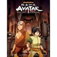 Avatar: The Last Airbender - The Rift Library Edition, Gene Luen Yang (Author)
