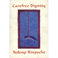Carefree Dignity: Discourses on Training in the Nature of Mind, Drubwang Tsoknyi Rinpoche