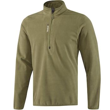 Bluza barbati Reebok Outdoor Fleece Quarter Zip, Verde