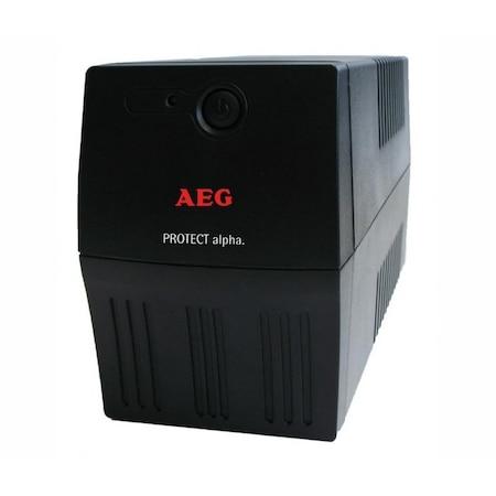 UPS AEG Protect alpha 800VA / 480W, Tower ТЗИ