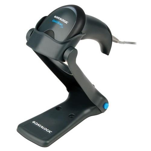 Fotografie Cititor coduri de bare Datalogic QuickScan QW2120, USB, stand