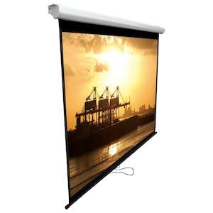 Ecran de proiectie manual A+ Screen WS1-150, 150cm x 150cm