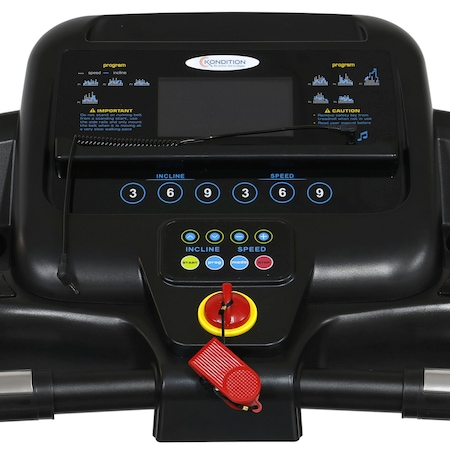 Бягаща пътека Kondition HM-4200, Автоматичен наклон