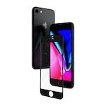 Защитно фолио Vetter Tempered Glass за Apple iPhone 8 / iPhone 7, 3D Glass Easy Fit , Black