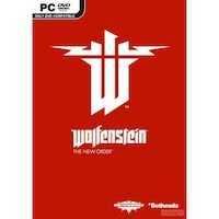 Wolfenstein: The New Order játék PC -Ra c (Steam aktiváló kód)
