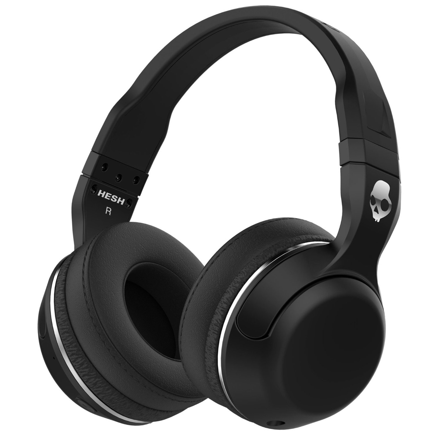 Fotografie Casti audio tip DJ, Skullcandy Hesh, Bluetooth, Black
