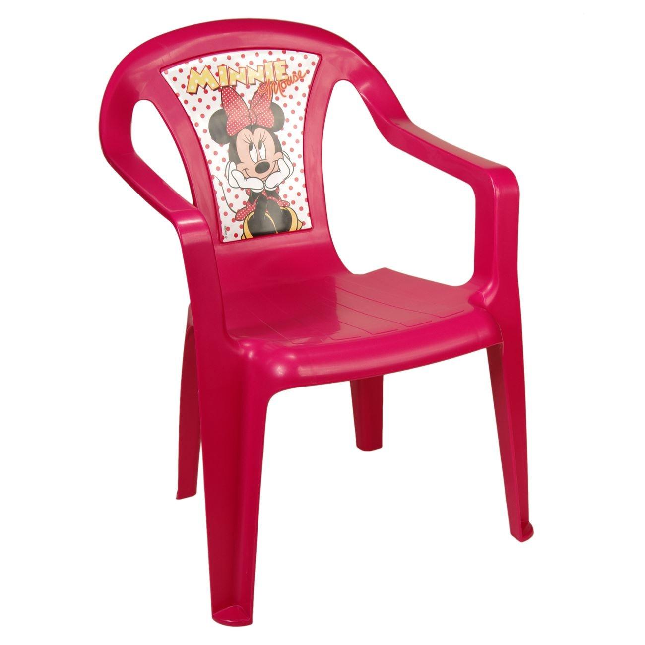 minnie egér asztal és szék