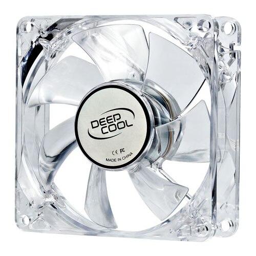 Fotografie Ventilator Deepcool Xfan 80 mm, Albastru