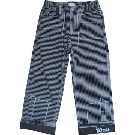 Pantaloni captusiti baieti, Primii Pasi, IB07, 86 - 92 cm