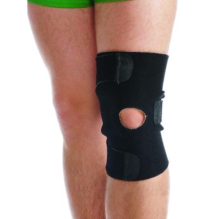 încălzirea genunchiului)