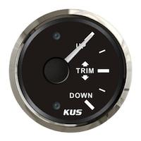 Ceas Indicator Trim, Kus, cadran negru