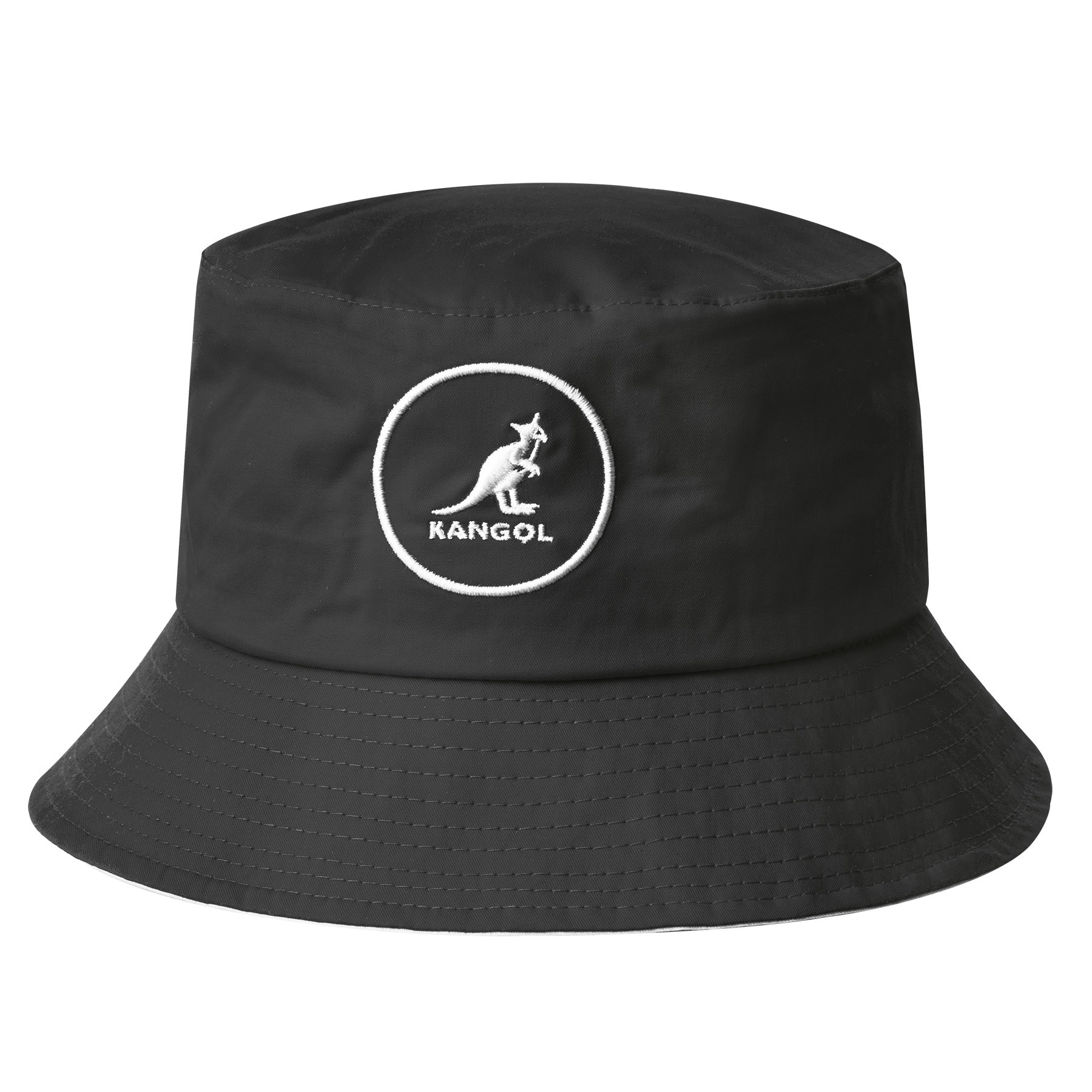 cel mai bun pret reducere proaspăt confortabil Palarie neagra Kangol Cotton Bucket - L - eMAG.ro