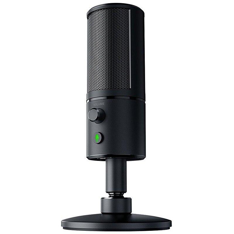 Fotografie Microfon gaming Razer Seiren X, Negru
